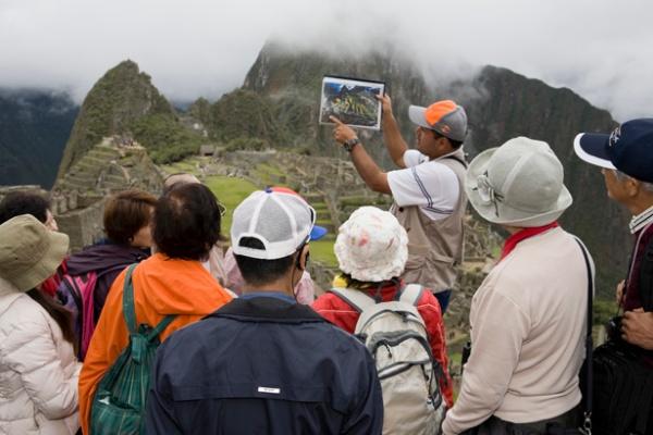 Martin Parr - Machu Picchu, 2008