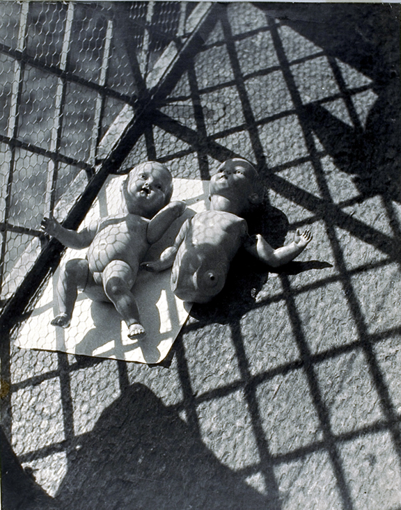 Moholy-Nagy - Muñecas, 1926
