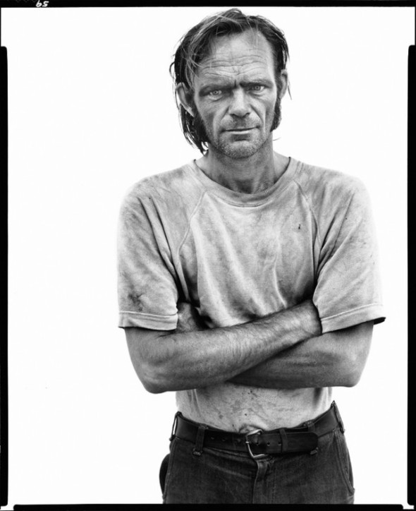 Richard Avedon - Bill Curry, 1980