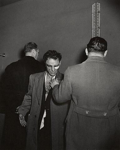 Weegee - Cop Killer, New York, 1941