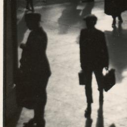 Johan Hagemeyer - Pedestrians