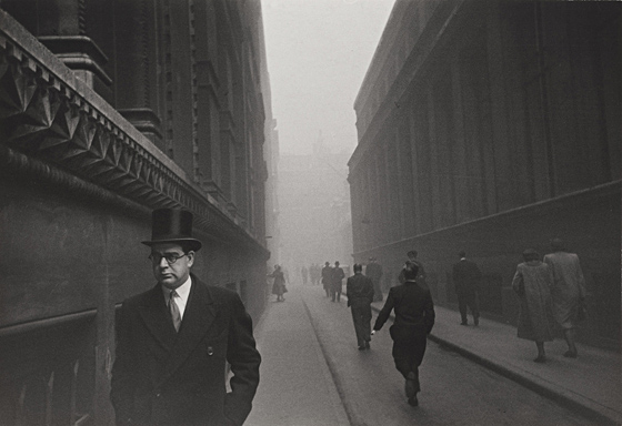 Robert Frank - City of London, 1951