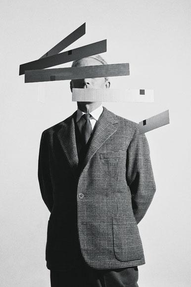 Aldo Ballo: Bruno Munari, 1956