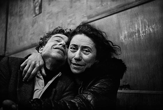 Anders Petersen - Cafe Lehmitz, 1967-1970