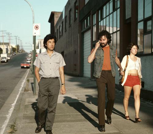 Jeff Wall: Mimic, 1982