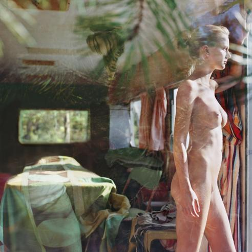 Mona Kuhn - Visiting Lise, Evidence series, 2006