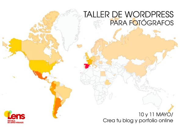 Taller de WordPress en Madrid