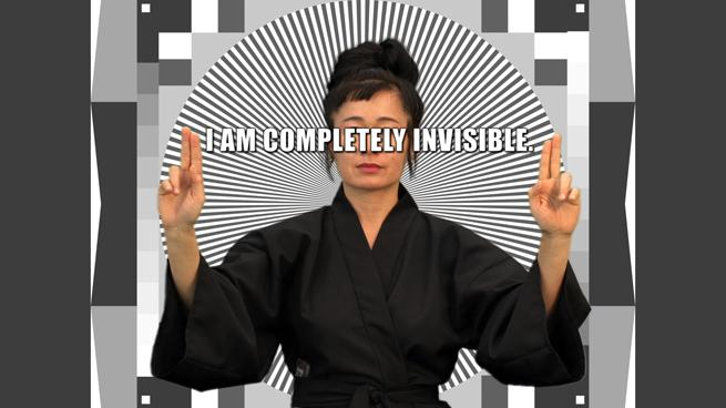 How Not To Be Seen. A Fucking Didactic Educational .Mov File, Hito Steyerl, 2013, HD video file, single screen, 14min
