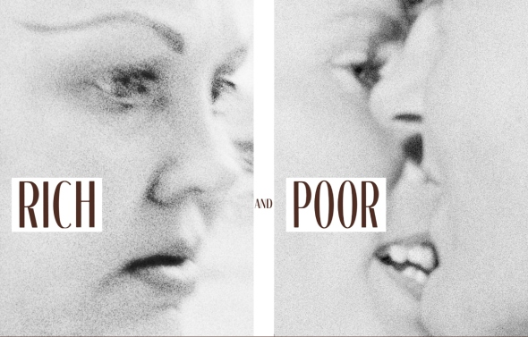 Jim Goldberg - Rich and Poor (reeditado por Steidl, 2014)