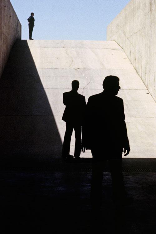 Ken Schles - Agentes del Servicio Secreto, Chicago