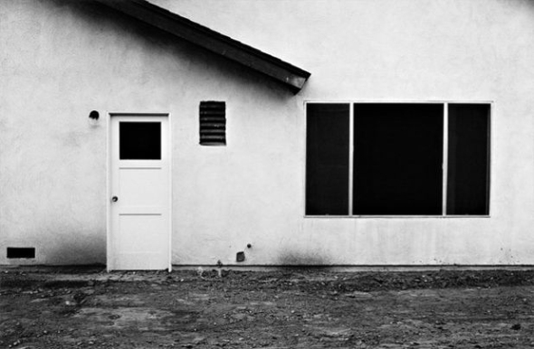 Lewis Baltz - Tract House no 13, 1971