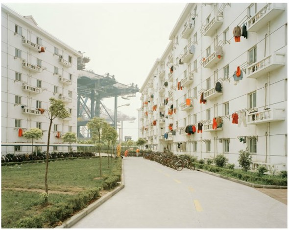 Nadav Kander: Changxing Island II, Shanghai (Yangt-Tze, The Long River)