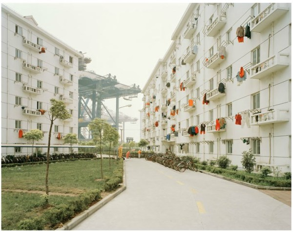 Nadav Kander: Changxing Island II, Shanghai (Yangt-Tze, The Long River)