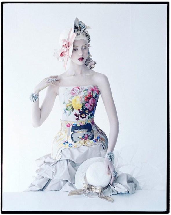 Tim Walker - Frida Gustavsson, American Vogue, 2012
