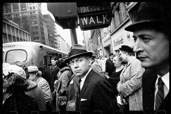 Garry Winogrand: New York, 1962