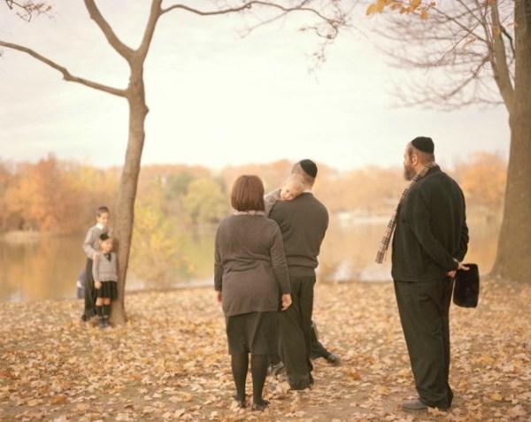 Irina Rozovsky - Untitled (from in Plain Air), Prospect Park, Brooklyn