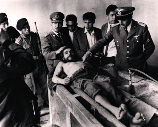 Muerte del Che Guevara, octubre de 1967