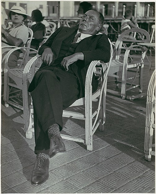 Lisette Model, 1937 - Promenade des Anglais