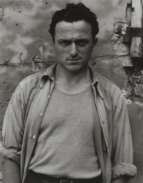 Paul Strand, Luzzara, 1953