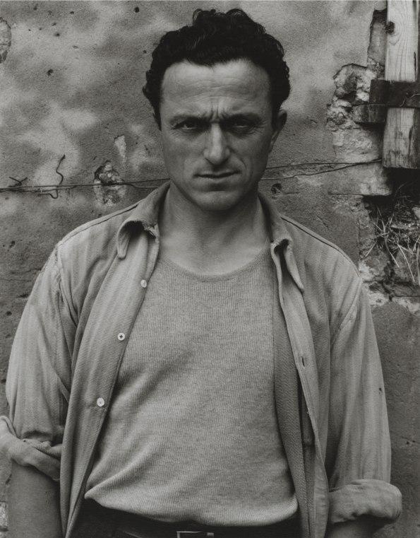 Paul Strand, Luzzara, 1953