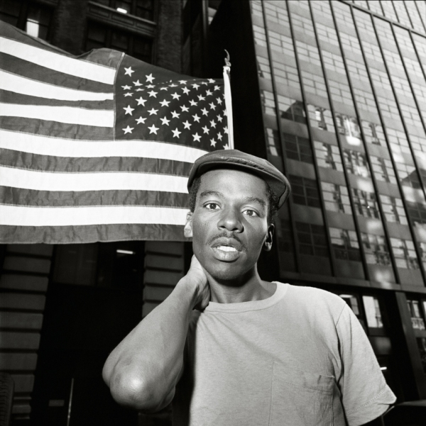 Rosalind Fox Salomon - New York 1987 - Portraits in the time of AIDS