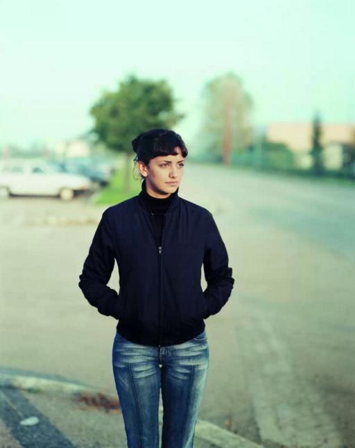 Silvia Cesena, Italia, 2012 © Guido Guidi