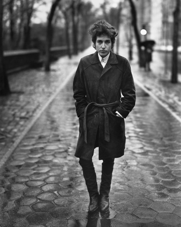 Richard Avedon: Bob Dylan, New-York, 1965