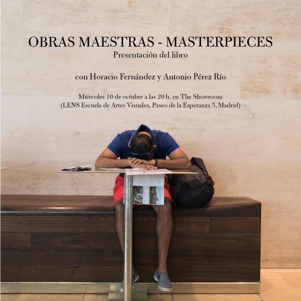 Obras Maestras - Masterpieces © Antonio Perez Rio